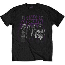 Black Sabbath Men's Tee: Masters of Reality