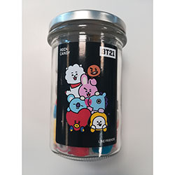 BT21  Candy: Rock Chunks Jar