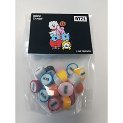 BT21  Candy: Rock Chunks Bag