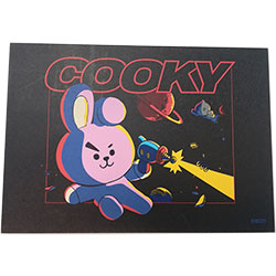 BT21  Postcard: Cooky (Standard)