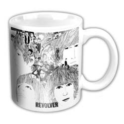 The Beatles Boxed Mini Mug: Revolver