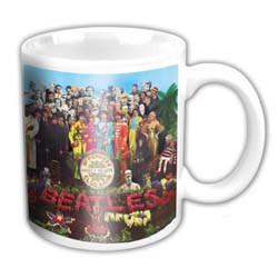 The Beatles Boxed Mini Mug: Sgt Pepper