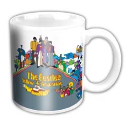 The Beatles Boxed Mini Mug: Yellow Submarine Album