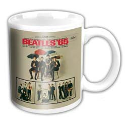 The Beatles Boxed Mini Mug: US Album 1965