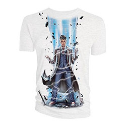 Doctor Who Unisex Tee: 10th Doctor Laser