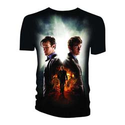 Doctor Who Unisex Tee: Day of the Doctor