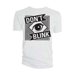 Doctor Who Unisex Tee: Don't Blink