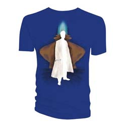 Doctor Who Men's Tee: Shadowfields 10th Doctor  (XX-Large Only)