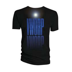 Doctor Who Men's Tee: Tardis Vworp Vworp  (Small Only)