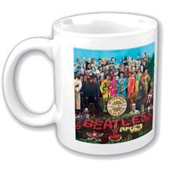 The Beatles Boxed Standard Mug: Sgt Pepper