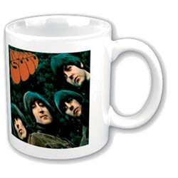 The Beatles Boxed Standard Mug: Rubber Soul