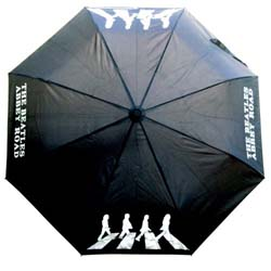 The Beatles Umbrella: Abbey Road with Retractable Fitting