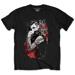 Black Veil Brides Unisex Tee: Inferno (Retail Pack)