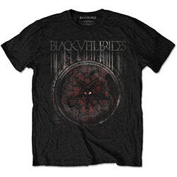 Black Veil Brides Unisex Tee: Rusted
