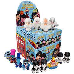 "The Beatles TITANS: Yellow Submarine 18 Piece Blind Box Collection (3"")"