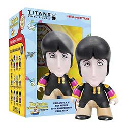 "The Beatles TITANS: Sgt Pepper Disguise Paul (4.5"")"