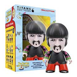 "The Beatles TITANS: Sgt Pepper Disguise Ringo (4.5"")"
