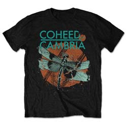Cohead and Cambria Unisex Tee: Dragonfly (Retail Pack)