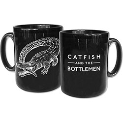 Catfish & The Bottlemen Boxed Standard Mug: Alligator