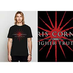Chris Cornell Unisex Tee: Higher Truth