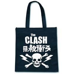 The Clash Eco Bag: Skull (Trend Version)
