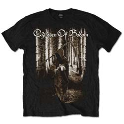 Children Of Bodom Men's Tee: Death Wants You