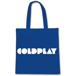 Coldplay Eco Bag: Logo (Trend Version)