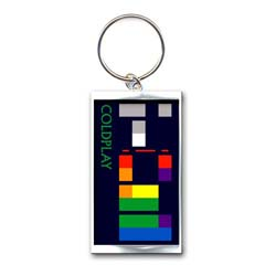 Coldplay Standard Key-Chain: X & Y Album