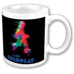 Coldplay Boxed Standard Mug: Fuzzy Man