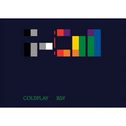 Coldplay Postcard: X & Y Album (Standard)