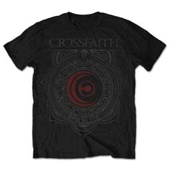 Crossfaith Unisex Tee: Ornament