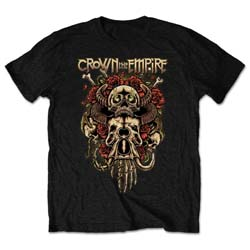 Crown The Empire Unisex Tee: Sacrifice (Retail Pack)