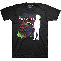 The Cure Men's Tee: Boys Don't Cry