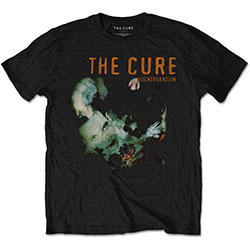 The Cure Men's Tee: Disintegration