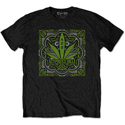 Cypress Hill Unisex Tee: 420 Leaf