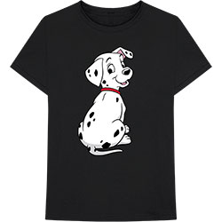 Disney Unisex Tee: 101 Dalmations - Dalmation Pose