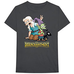 Disenchantment Unisex Tee: Group