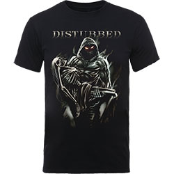 Disturbed Unisex Tee: Lost Souls