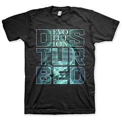Disturbed Unisex Tee: Evolution