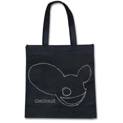 Deadmau5 Eco Bag: Freehand Mau5 (Trend Version)