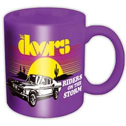 The Doors Boxed Standard Mug: Riders on the Storm