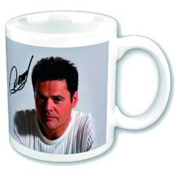 Donny Osmond Boxed Standard Mug: White Shirt