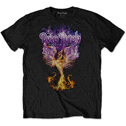 Deep Purple Men's Tee: Phoenix Rising