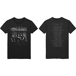 Dream Theatre Unisex Tee: Photo (Back Print)