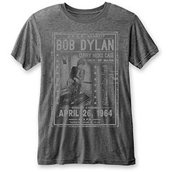 Bob Dylan Unisex Tee: Curry Hicks Cage (Burn Out)