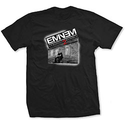 Eminem Ladies Tee: Marshall Mathers 2