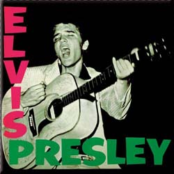 Elvis Presley Fridge Magnet: Album