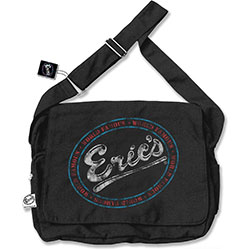 Eric's Club Canvas Shoulder Bag: Logo