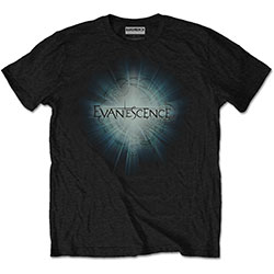 Evanescence Unisex Tee: Shine (Retail Pack)