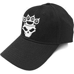 Five Finger Death Punch Unisex Baseball Cap: Logo